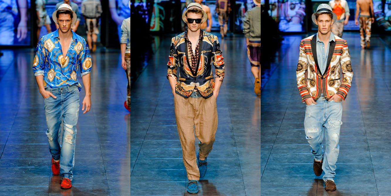 Versace Fashion Mens