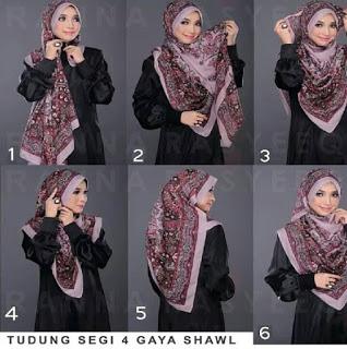 Tips Berhijab Modern Style 1