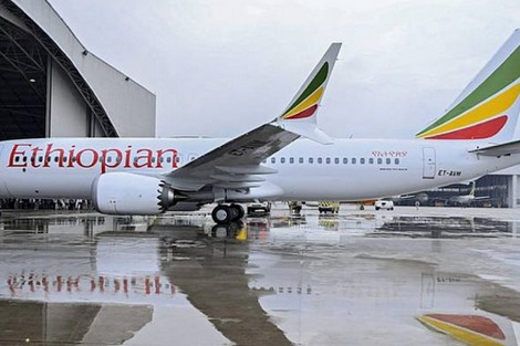"""التحقيق في تحطّم """"طائرة إثيوبيا"""" يرصد سرعة كبيرة ومناورة فاشلة"""