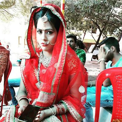 Bhojpuri Actress Richa Dixit