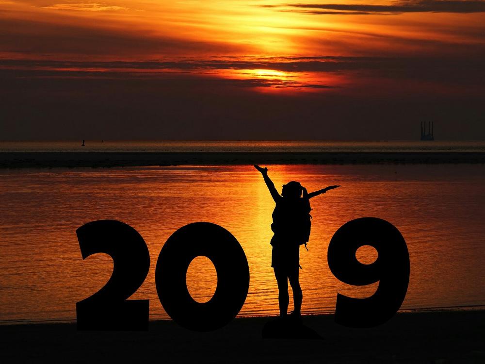 Tahun 2019 dan Hari Liburnya