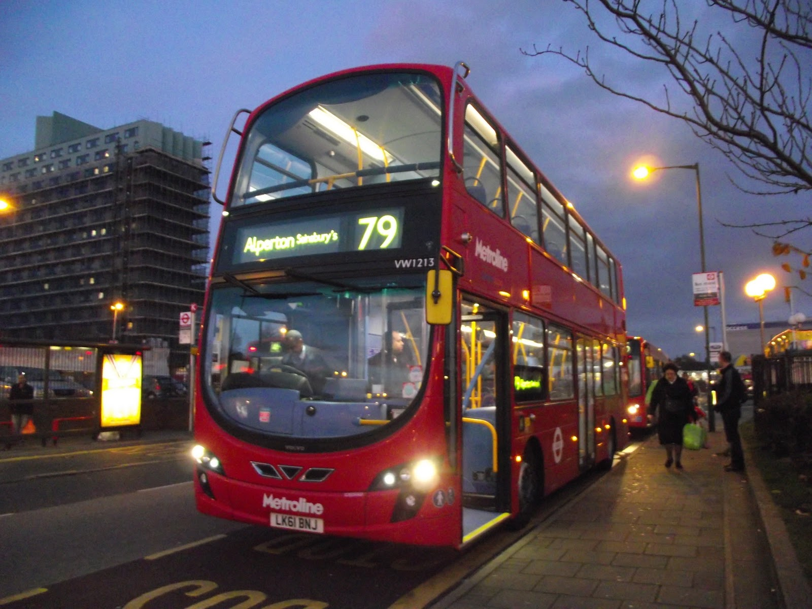 Tom London Amp Surrey Bus Blog Routes 29 And 79 Observations