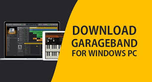 GarageBand for PC Windows 10/7/8 Laptop Download