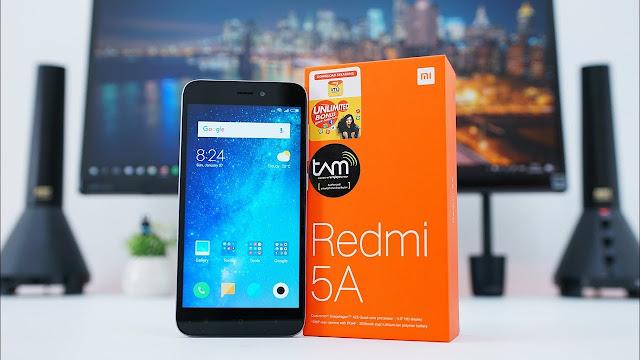 Cara Unlock Bootloader Xiaomi Redmi Note 5A dan 5A Prime