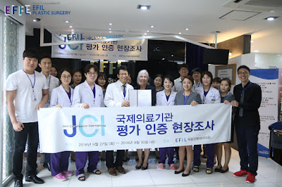 JCI certification for EFIL