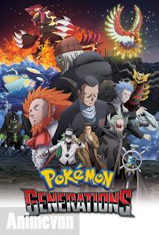Pokemon Generation -  2016 Poster