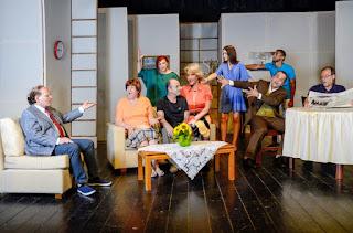 Για λίγες μόνο παραστάσεις «Συμπέθεροι από τα Τίρανα» στο Θέατρο