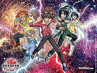 Chiến Binh Bakugan 3-Bakugan: Gundalian Invaders - Bakugan Battle Brawlers: Gundalian Invaders 2011 Poster