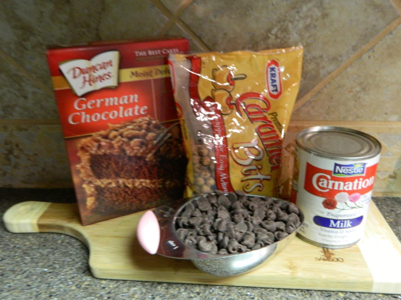 Can U Use Cake Mix To Make Brownies