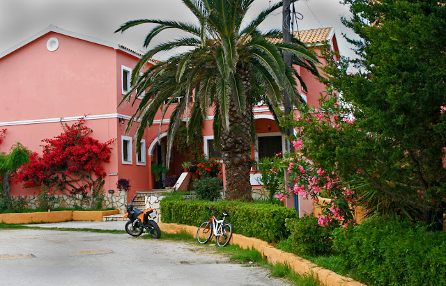 Sidari. Corfu. Greece. Сидари. Корфу. Греция.
