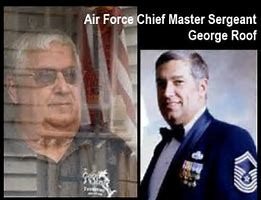 George roof chief master sergeant usaf