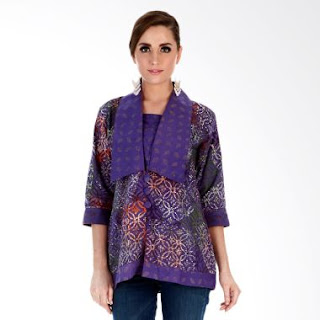 Batik Modern Kerja