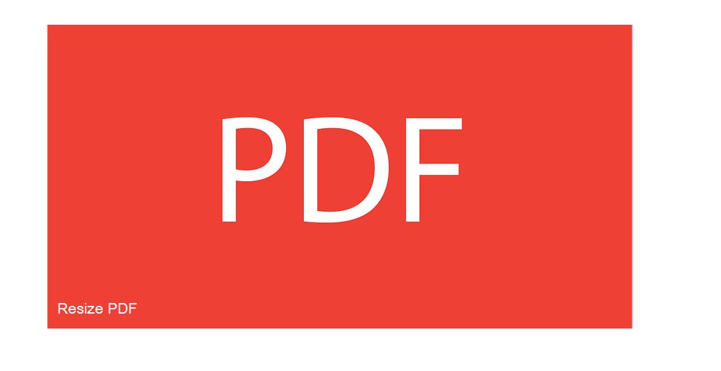 Perbesar ukuran PDF
