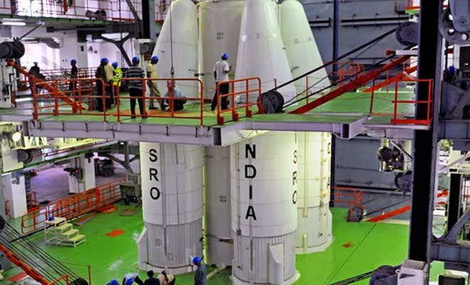 GSLV-D5 / GSAT-14 Successfully launched with 6 Ku-Band and 6 C-Band Transponders