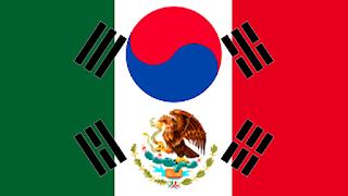 mexico corea