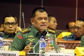 Gerindra Tutup Pintu Capres Bagi Jenderal Gatot Nurmantyo