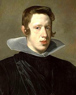 Retrato del rey 'pasmado', Felipe IV