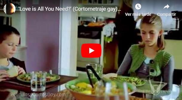 CLIC PARA VER VIDEO ¿El Amor Es Todo Lo Que Necesitas? - Love Is All You Need? - Corto - EEUU - 2011
