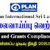 Vacancy In Plan International Sri Lanka