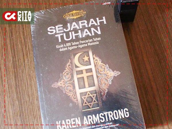 Buku Sejarah Tuhan Karen Armstrong Pdf