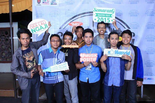 Photobooth Semarang, spesialis photobooth  HP. 0856-4020-3369 | Semarang Nasyid Fest 2015
