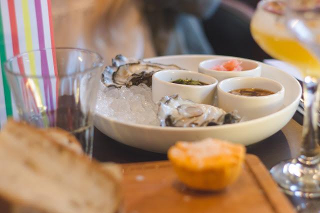 oysters, Eatery Hopping: Cadiz, Edinburgh, www.imogenmolly.co.uk