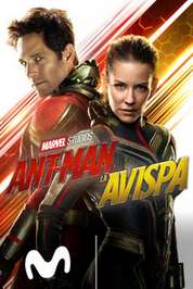 Ant-Man y la avispa (2018) Online Español / Latino hd