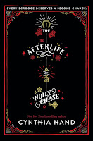 The Afterlife of Holly Chase by Cynthia Hand book cover and review