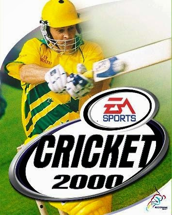 Cover Photo of Cricket 2000