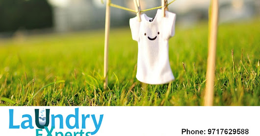 How to Find Out the Best Laundry Services in Ghaziabad?