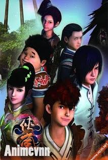 Hiệp Lam Chấn Dực Thiên - Hoạt Hình 2016 Poster