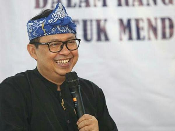 Yossi Irianto favorit Wali Kota Bandung 2018