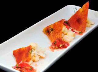 Cocina Ecuatoriana - Cascaritas