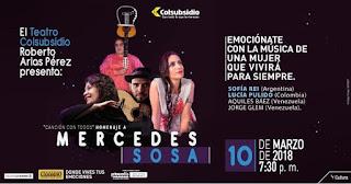 """""""CANCION CON TODOS"""" Homenaje a Mercedes Sosa 2018"""