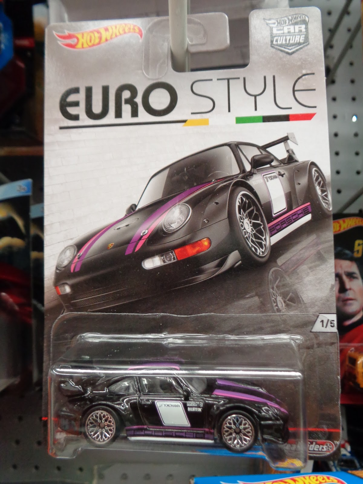 J And J Toys Hot Wheels Car Culture Euro Style