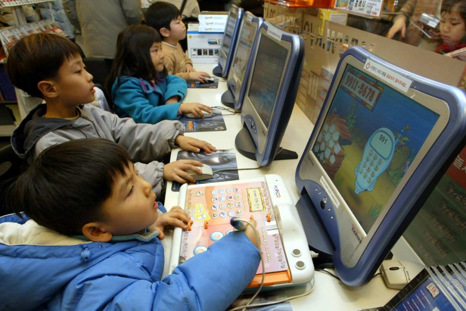 Sending Japanese Kids to Detox Camps to Cure Internet Addiction