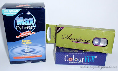 Pack Lentillas de colores eyesbright rubibeauty