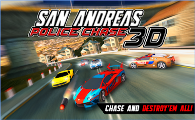 San Andreas Police Chase 3D Mod Apk v1.1.8 Unlimited Money