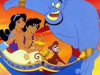 Dongeng Aladin dan Lampu Ajaib singkat