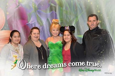Tinker Bell -  Magic Kingdom
