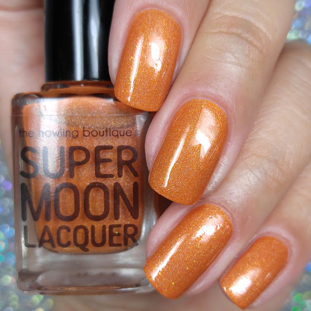 Supermoon Lacquer - Love And Beauty Shock