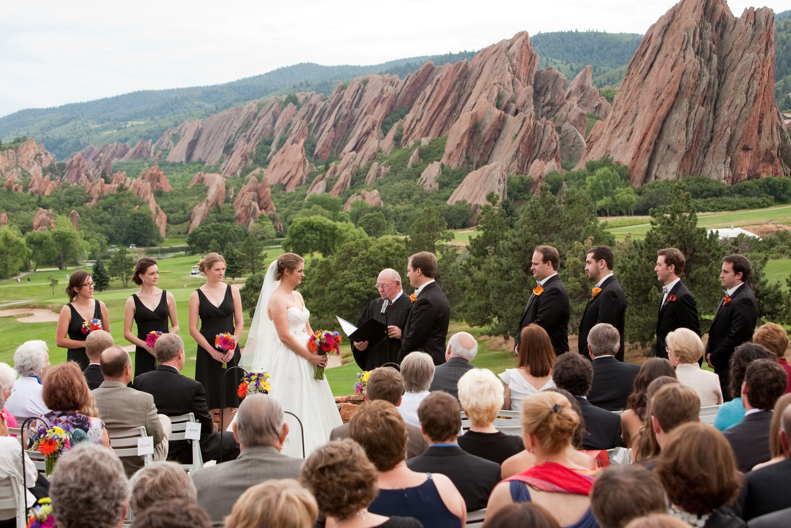 A Beautiful Memory: Real Wedding: Lauren & Ethan