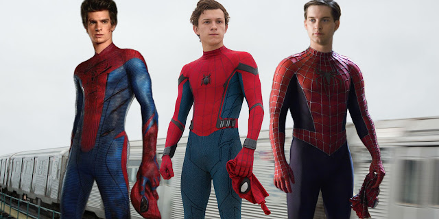 series spiderman