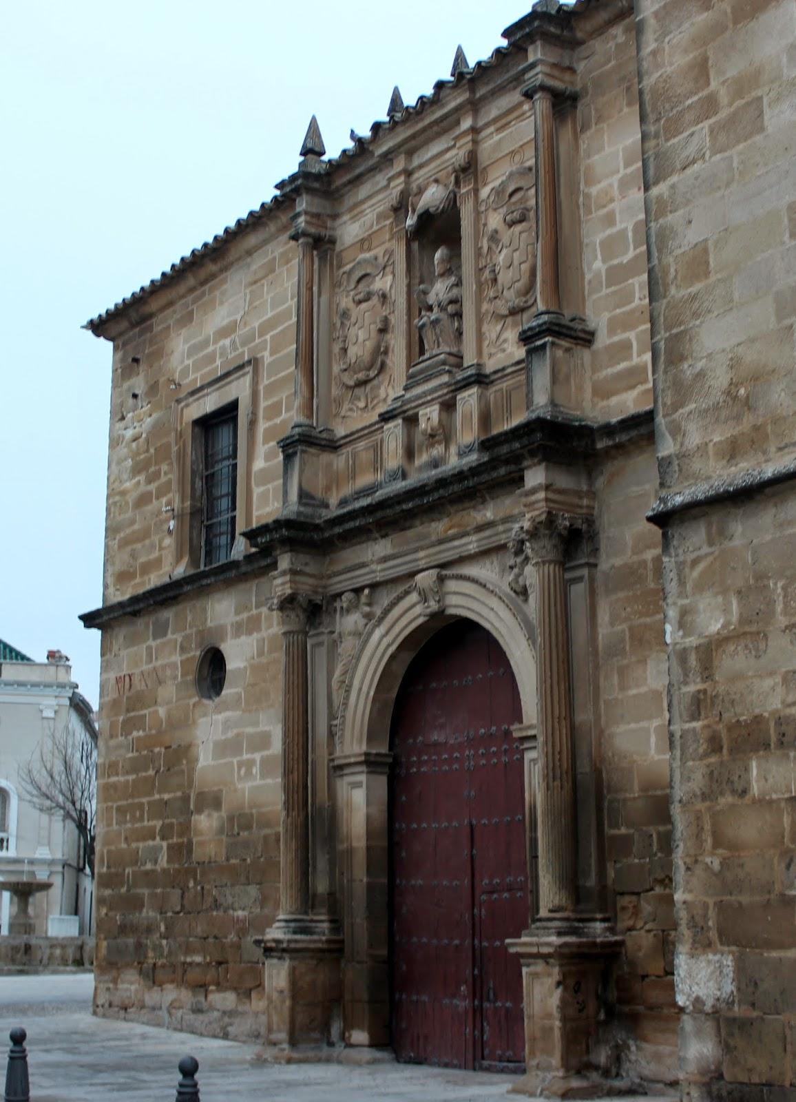 Iglesia de San Pedro en Úbeda