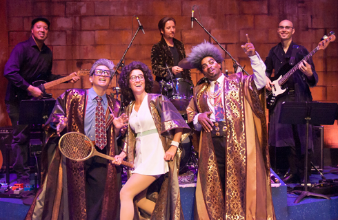 BWW Review: Troubies Rock Falcon Theatre with LITTLE DRUMMER BOWIE
