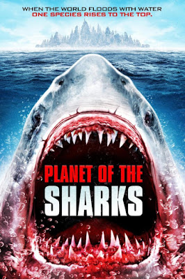 Planet Of The Sharks (TV) 2016 DVD Custom NTSC Latino