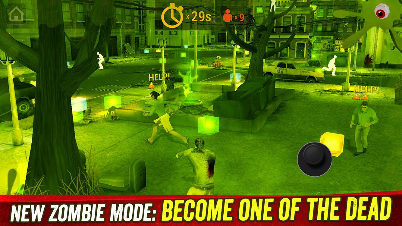 Zombie Hunter Apocalypse MOD APK