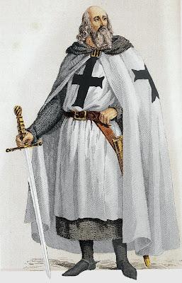 Ζακ ντε Μολέ, μέγας μάγιστρος των Ιπποτών του Ναού