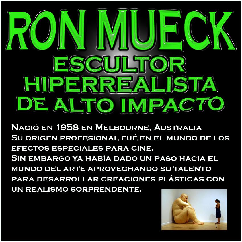 Armario Odontologico Com Pia ~ Atrapados por la imagen RON MUECK ESCULTOR HIPERREALISTA DE ALTO IMPACTO
