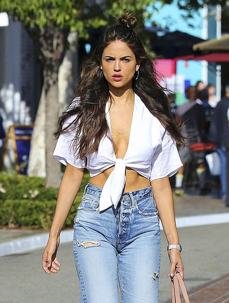 Eiza Gonzalez Street Fashion – Shopping in West Hollywood